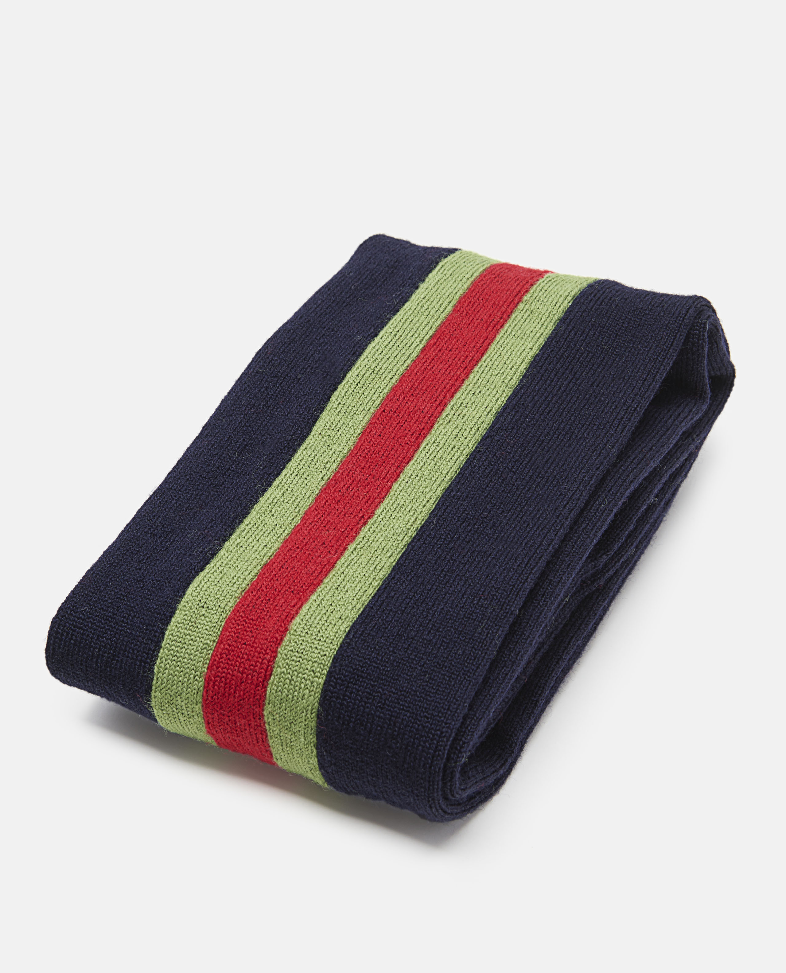 Wool Socks With Stripe