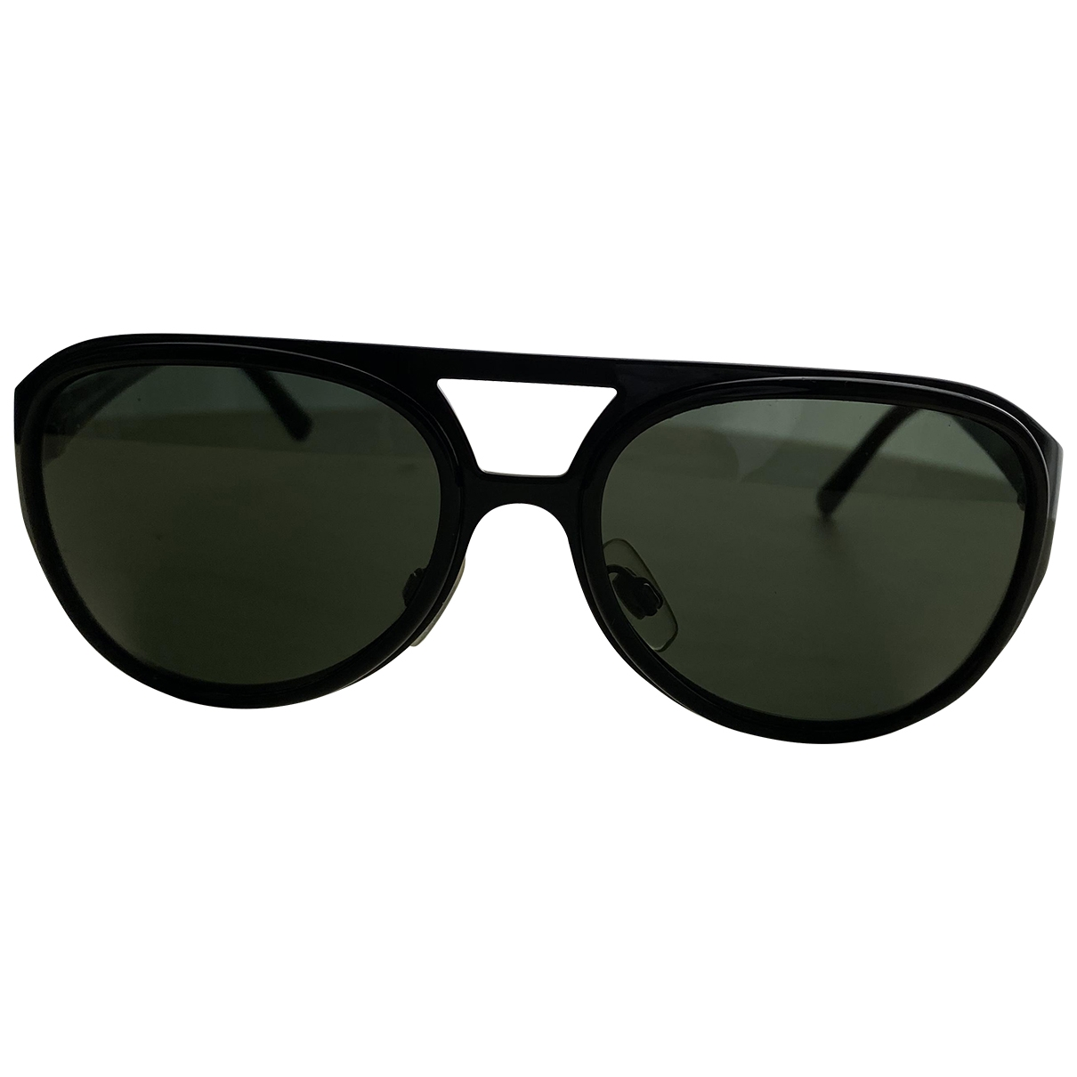 Dolce & Gabbana \N Black Metal Sunglasses for Men \N