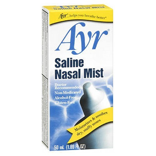 Ayr Saline Nasal Mist 50 ml by Ayr
