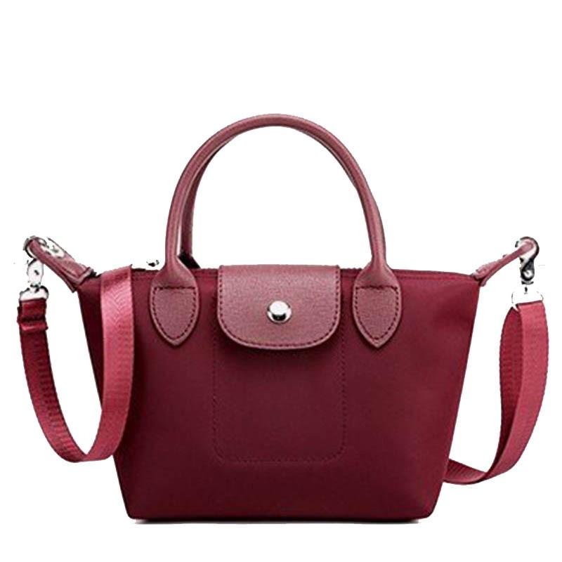 Ericdress Pure Colour Thread Rectangle Tote Bag