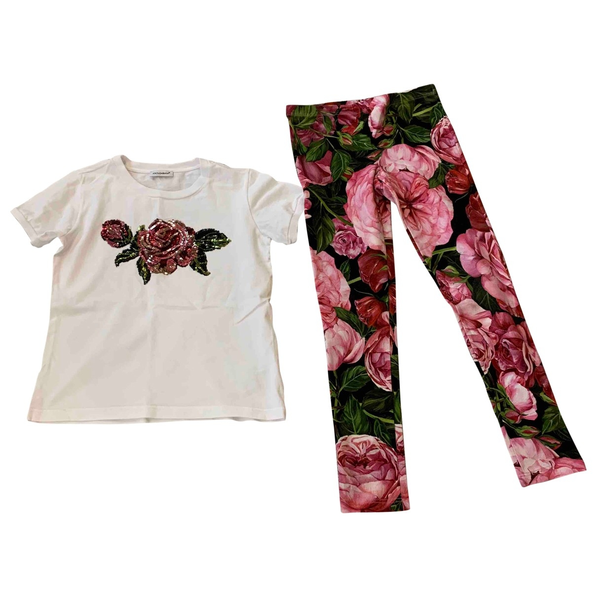 Dolce & Gabbana \N Cotton Outfits for Kids 8 years - up to 128cm FR
