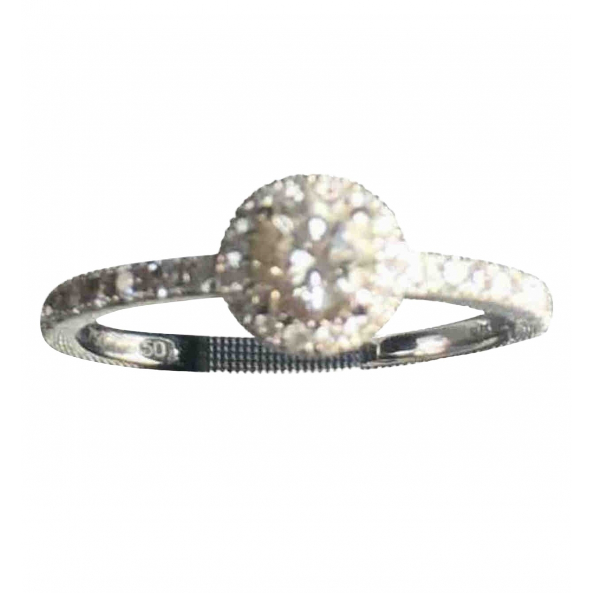 Messika Joy Ring in  Silber Weissgold
