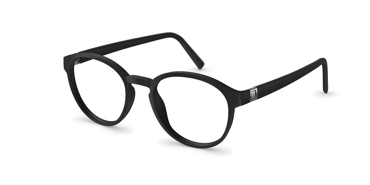Neubau T089 Erin 9060 Mens Glasses Black Size 48 - Free Lenses - HSA/FSA Insurance - Blue Light Block Available