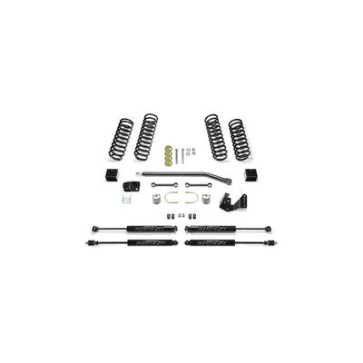 Fabtech 3 Inch Sport II System with Stealth Shocks - K4086M