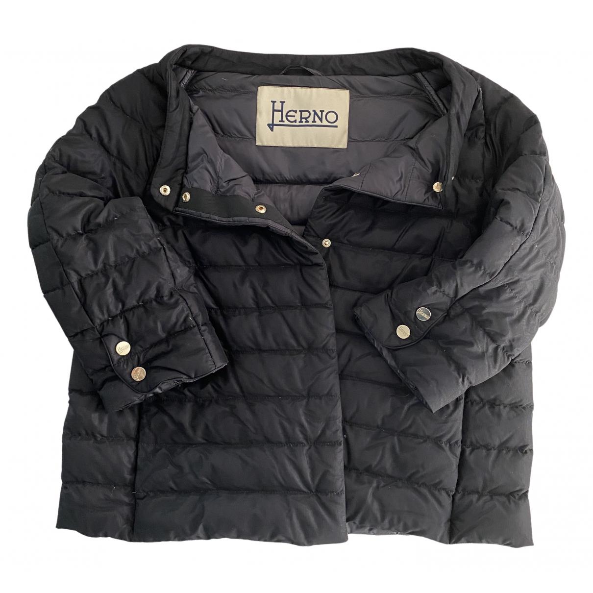 Herno - Veste   pour femme - noir