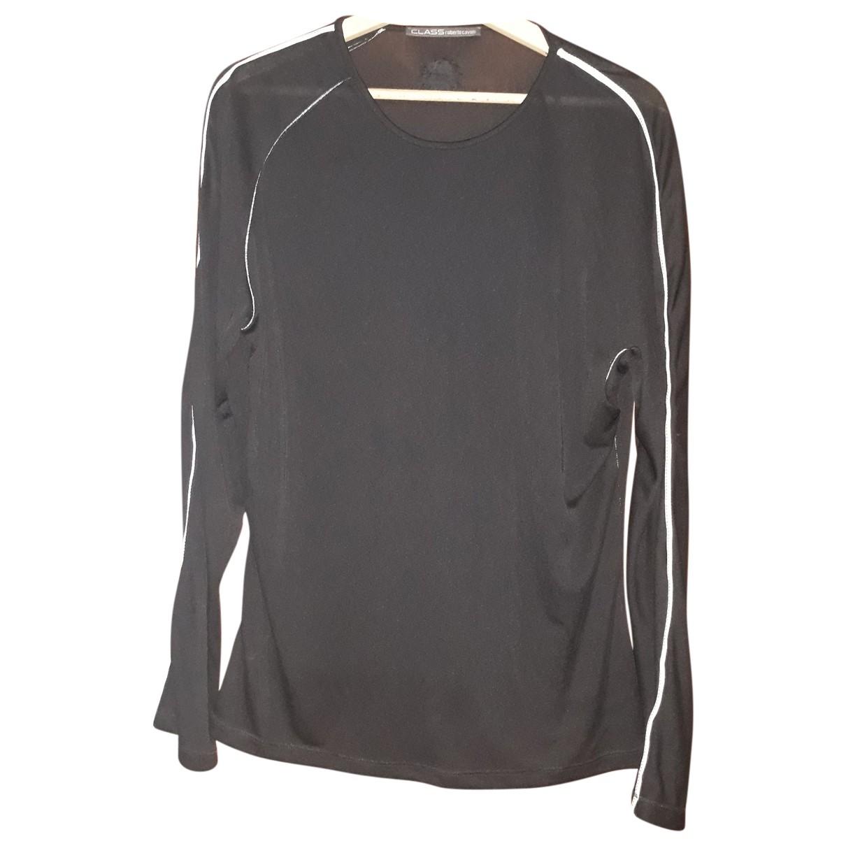 Roberto Cavalli \N Black T-shirts for Men L International