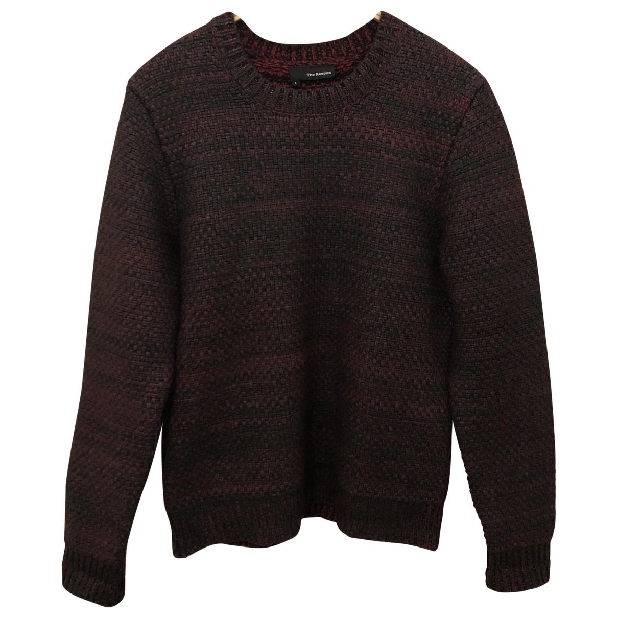 The Kooples \N Black Wool Knitwear & Sweatshirts for Men L International