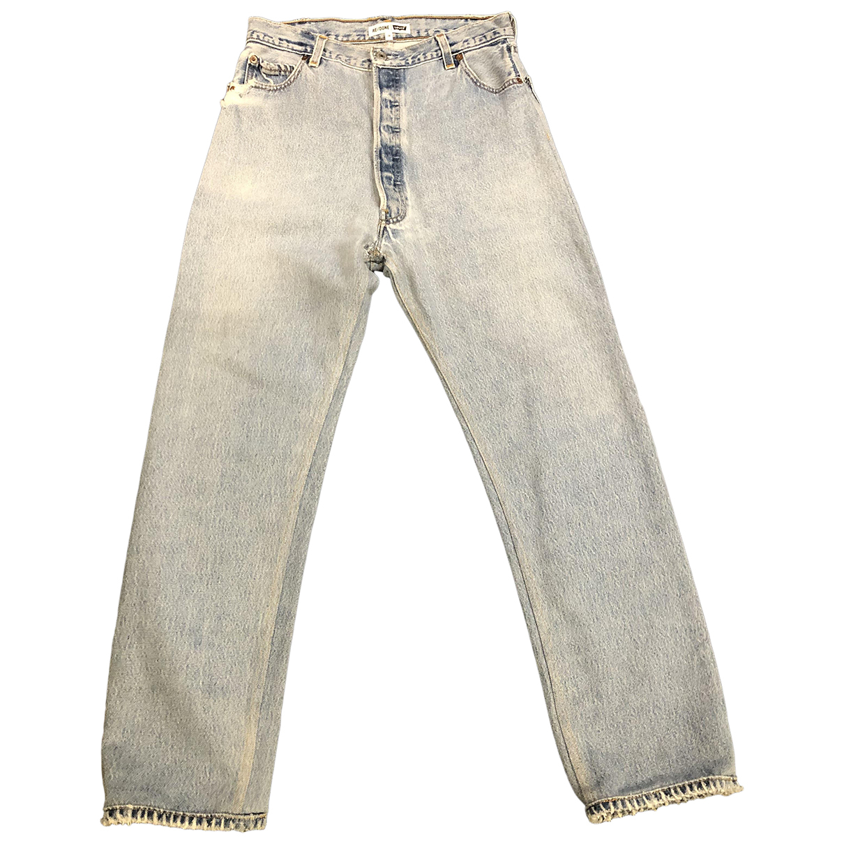 Re/done X Levi's N Denim - Jeans Jeans for Women 28 US
