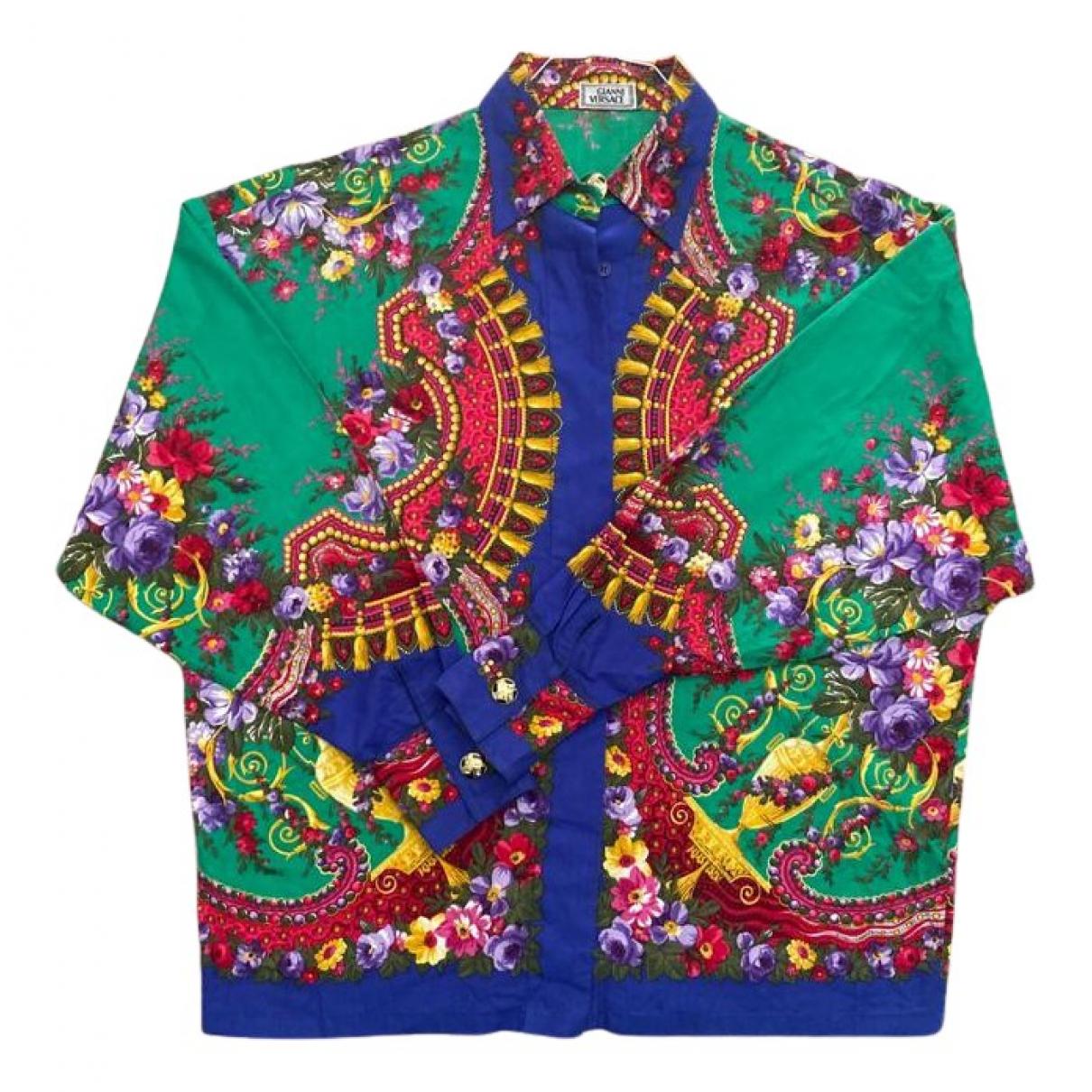 Camisa Gianni Versace