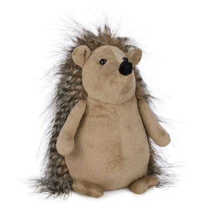 Long Hair Trim Hedgehog Door Stopper 7X7X10