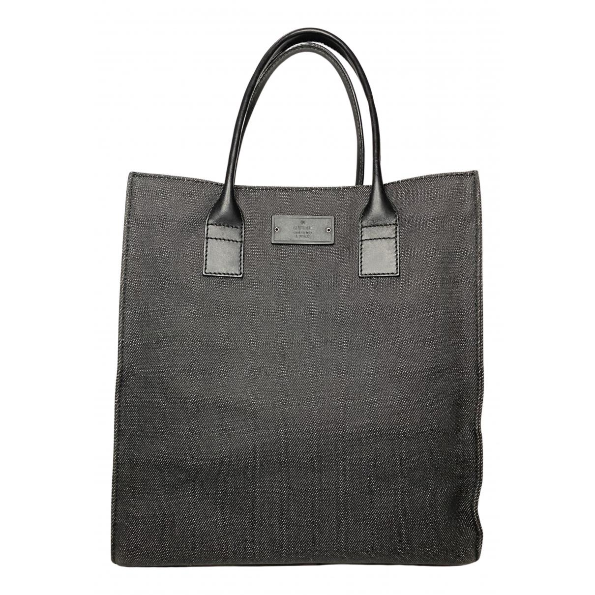 Gucci \N Handtasche in Denim - Jeans