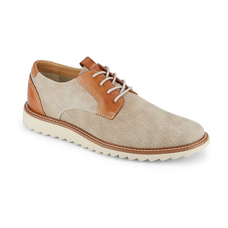Dockers Smart Series Mens Smart Series Edison Oxford Shoes Lace-up, 10 Medium, Brown