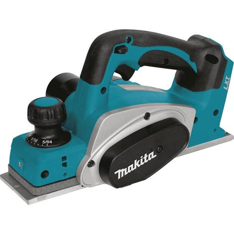 Makita 18V LXT Lithium-Ion Cordless 3-1/4 in. Planer (Tool only)