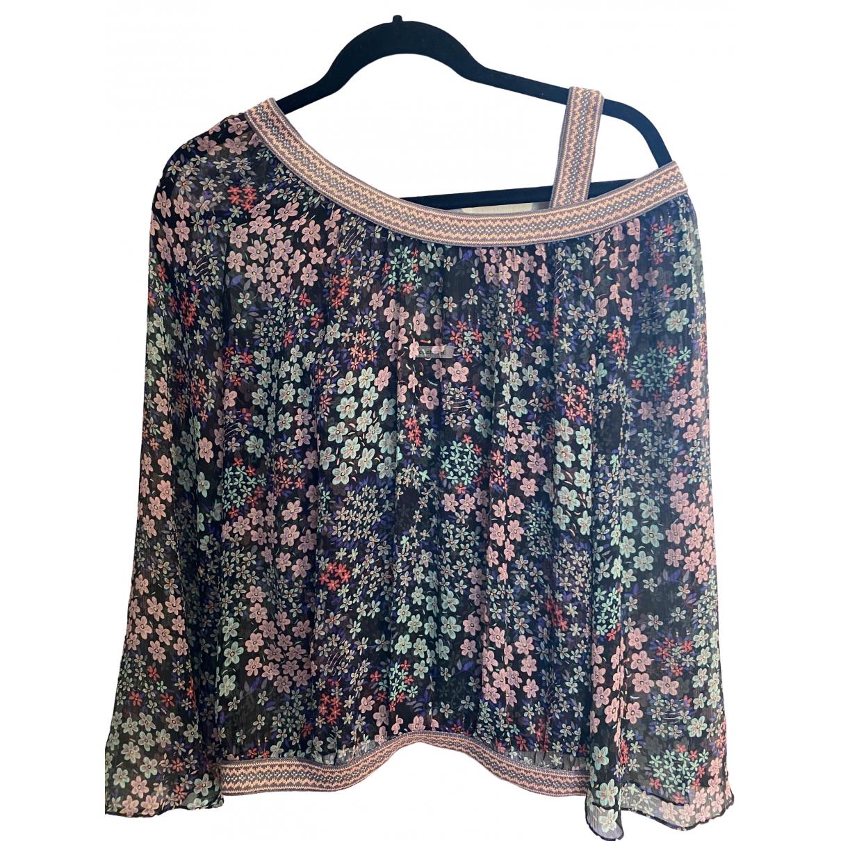 Cacharel \N Multicolour Silk  top for Women XS International