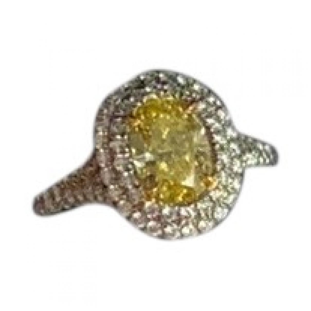 Tiffany & Co - Bague   pour femme en or blanc - jaune