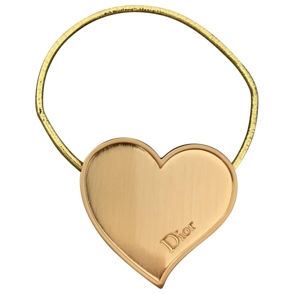 Dior \N Haarschmuck in  Gold Stahl