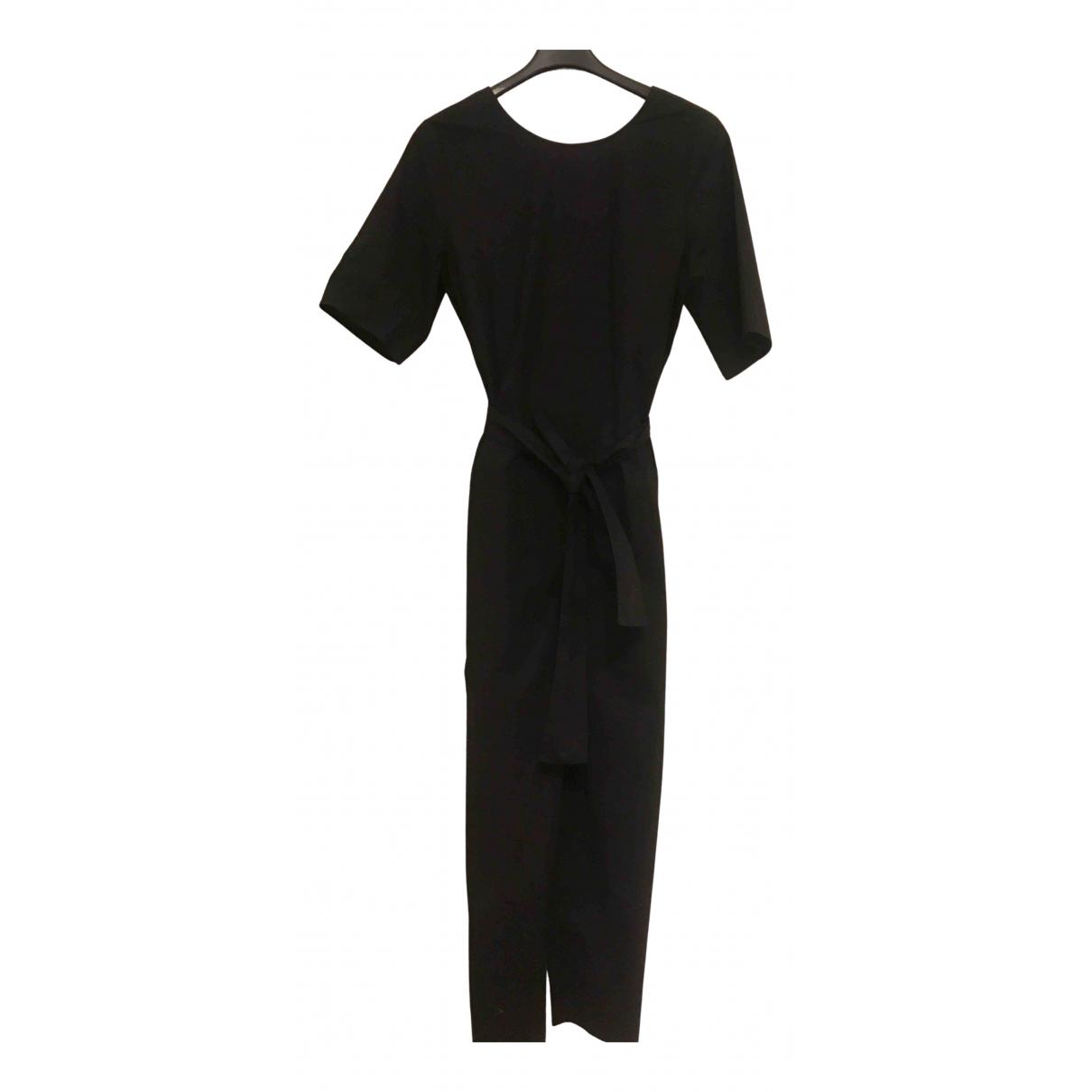 Cos - Combinaison   pour femme en coton - noir