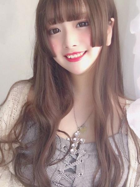 Milanoo Long Lolita Wig Hime Cut Lolita Hair Wigs
