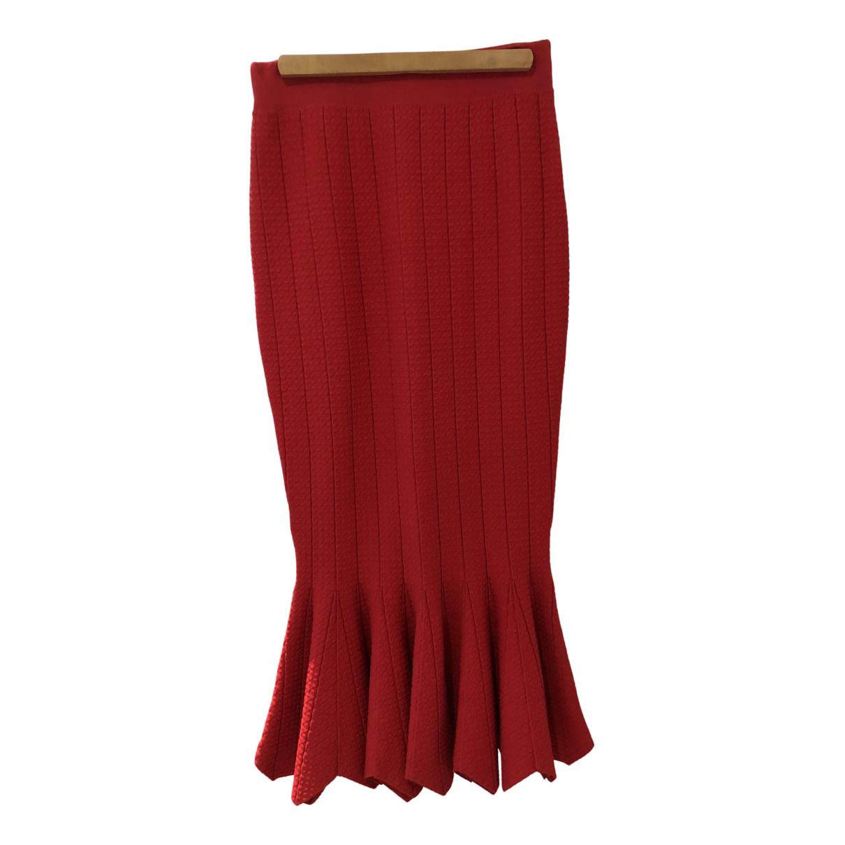 Jonathan Simkhai - Jupe   pour femme - rouge
