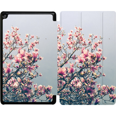 Amazon Fire HD 8 (2018) Tablet Smart Case - She Bloomed Everywhere She Went von Joy StClaire