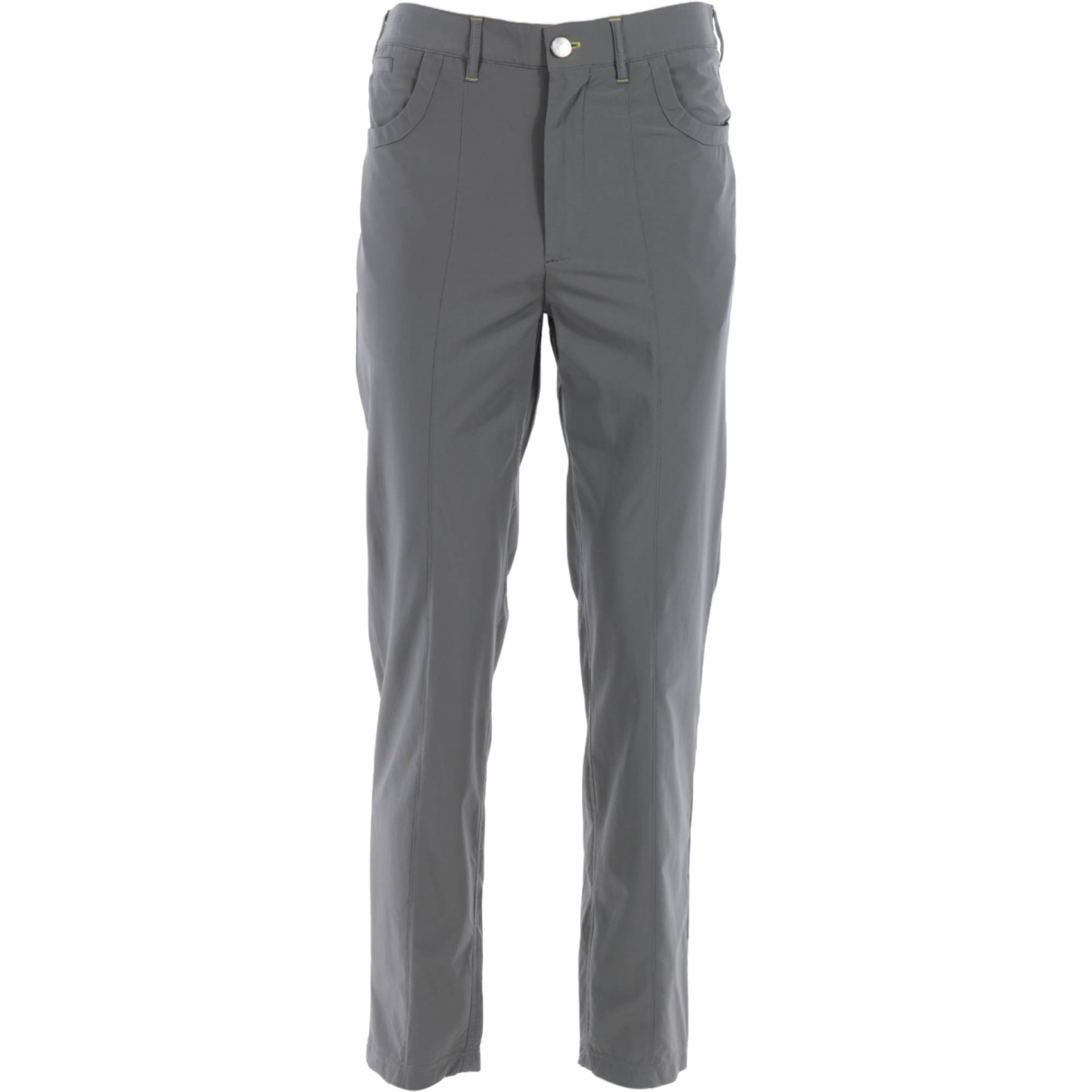 Emporio Armani \N Grey Cotton Trousers for Men M International