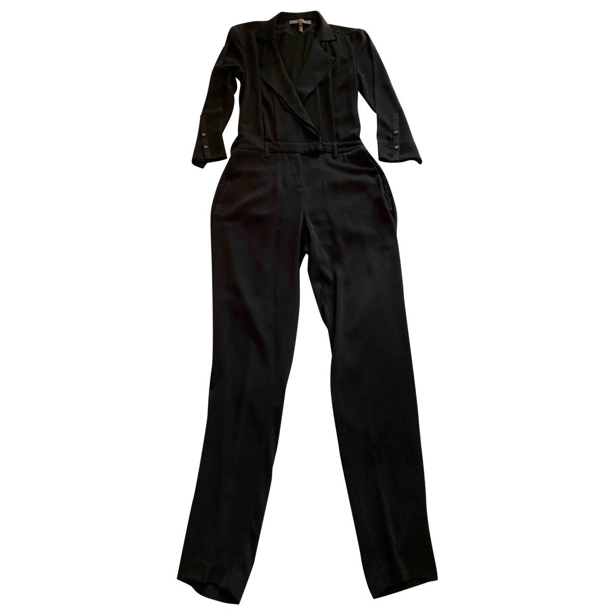 Halston Heritage \N Black jumpsuit for Women 2 US