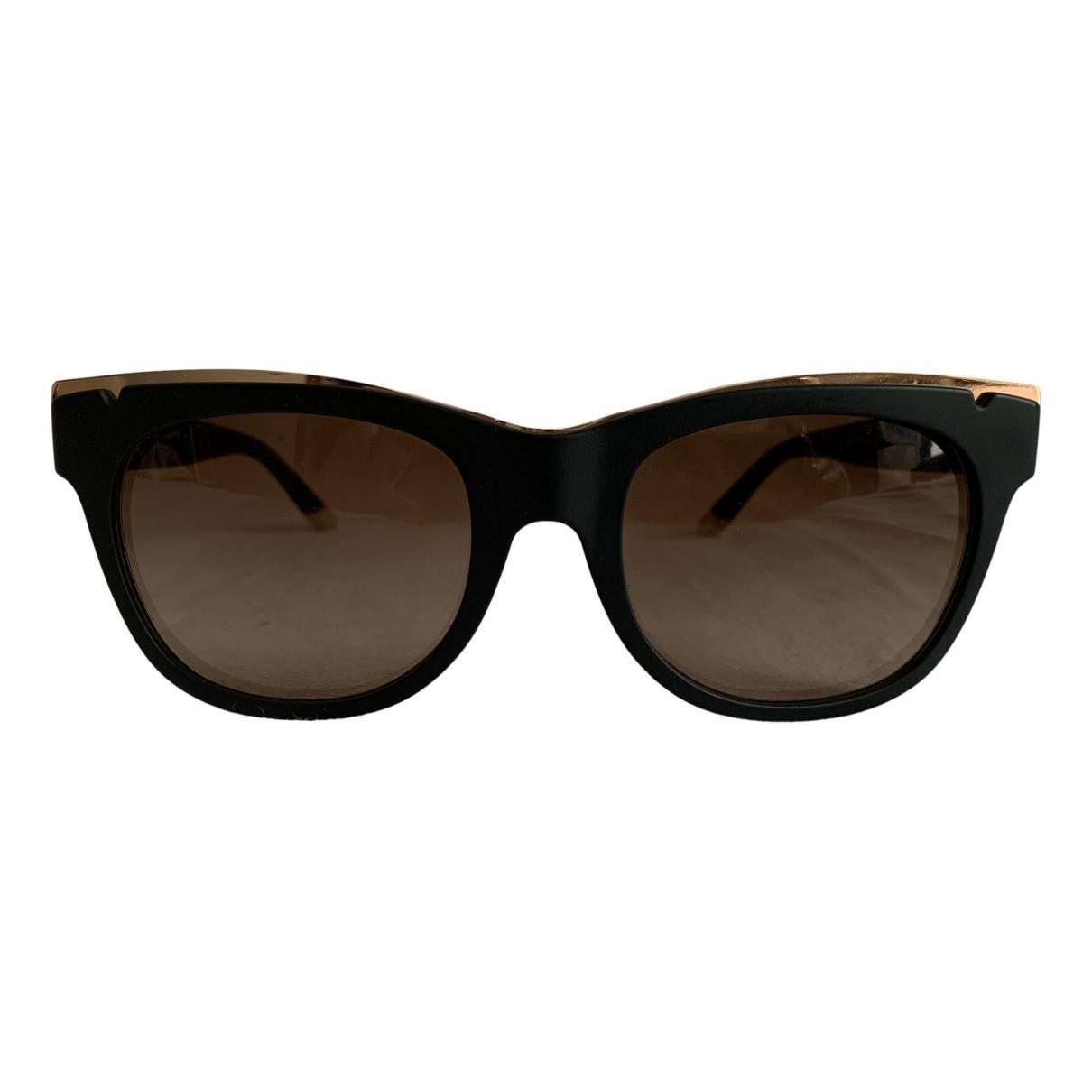 Tory Burch \N Sonnenbrillen in  Schwarz Kunststoff
