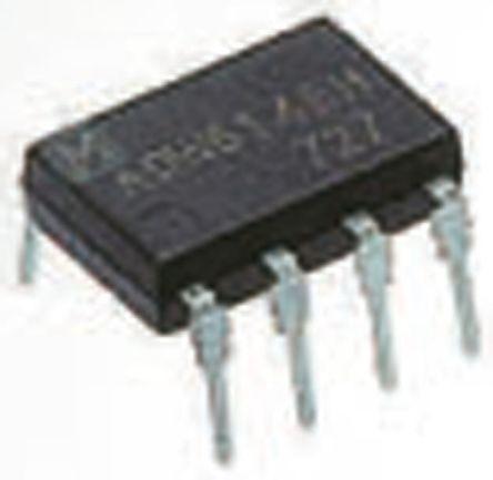 Panasonic , AQY410EH DC Input MOSFET Output Optocoupler, Through Hole, 4-Pin DIP