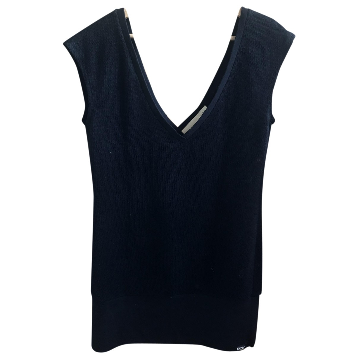 Dkny \N Black  top for Women XS International