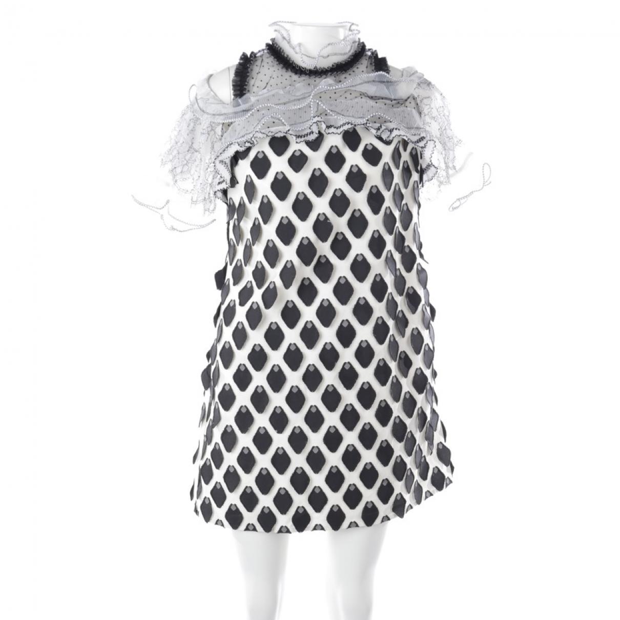 Self Portrait \N White dress for Women 38 FR