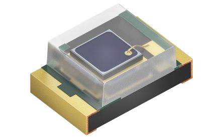 OSRAM Opto Semiconductors Osram Opto, SFH 2700 IR Si Photodiode, 70 °, Surface Mount Chip LED (3000)