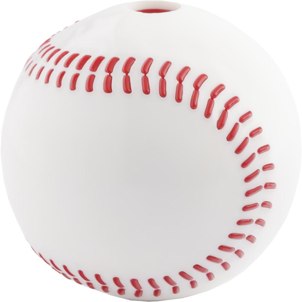 Planet Dog Orbee-Tuff Baseball - Medium (White)
