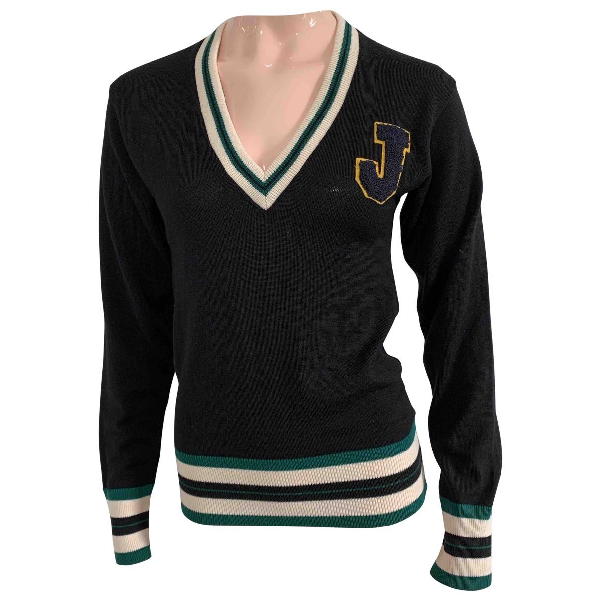 Jil Sander \N Black Wool Knitwear for Women 36 FR