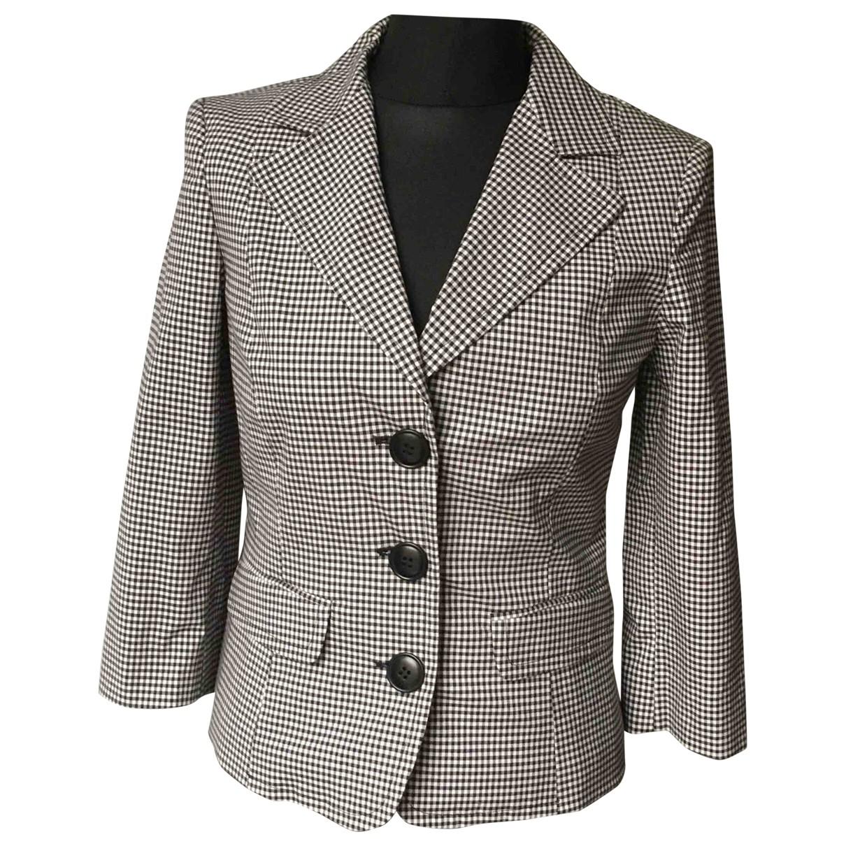 Marella \N Cotton jacket for Women 40 IT