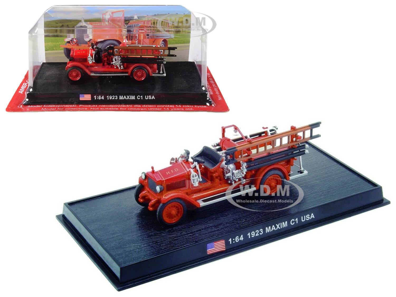 1923 Maxim C1 Fire Engine