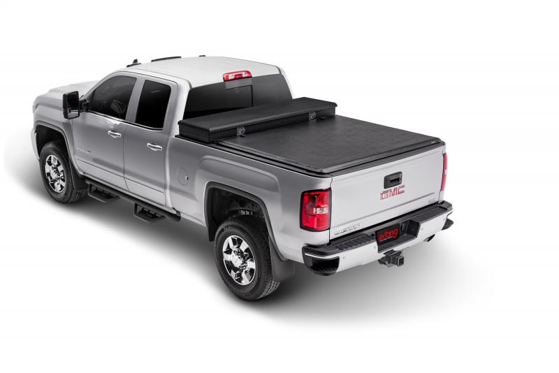 Extang 60765 Express Tool Box - 05-11 Dakota/06-08 Raider 5'4 Crw w/out Cargo Channel System