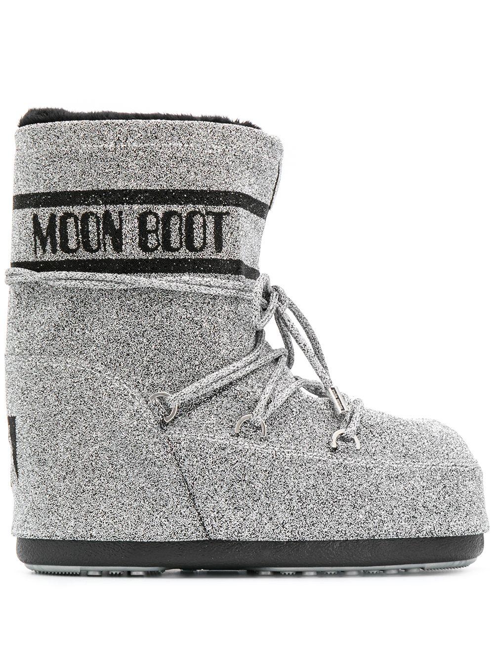 Swarowski Snow Boots