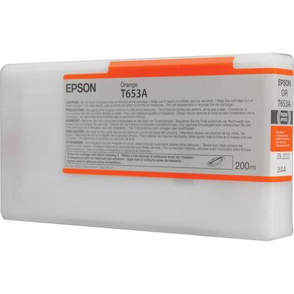 Epson T653A00 cartouche d'encre originale orange