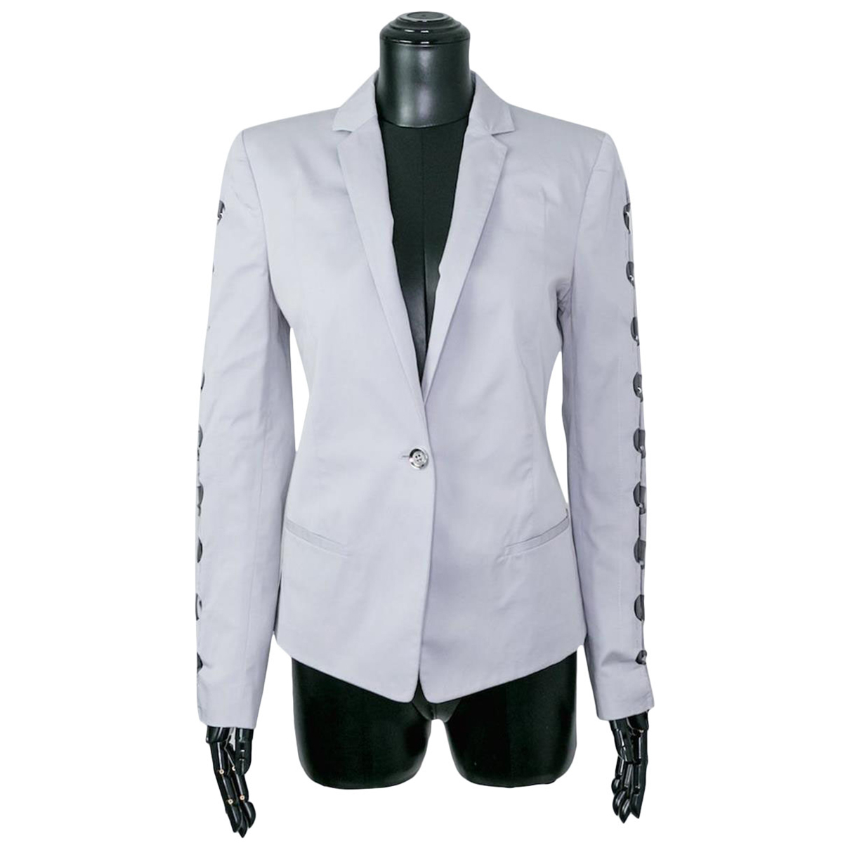 Gucci - Veste   pour femme en coton - violet