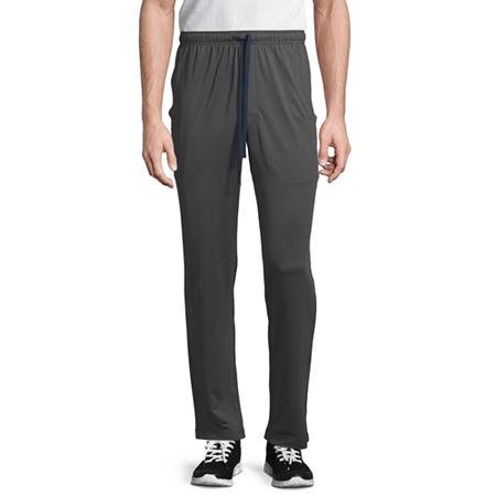Stafford Dry+Cool Mens Pajama Pants - Big and Tall, 3x-large , Black