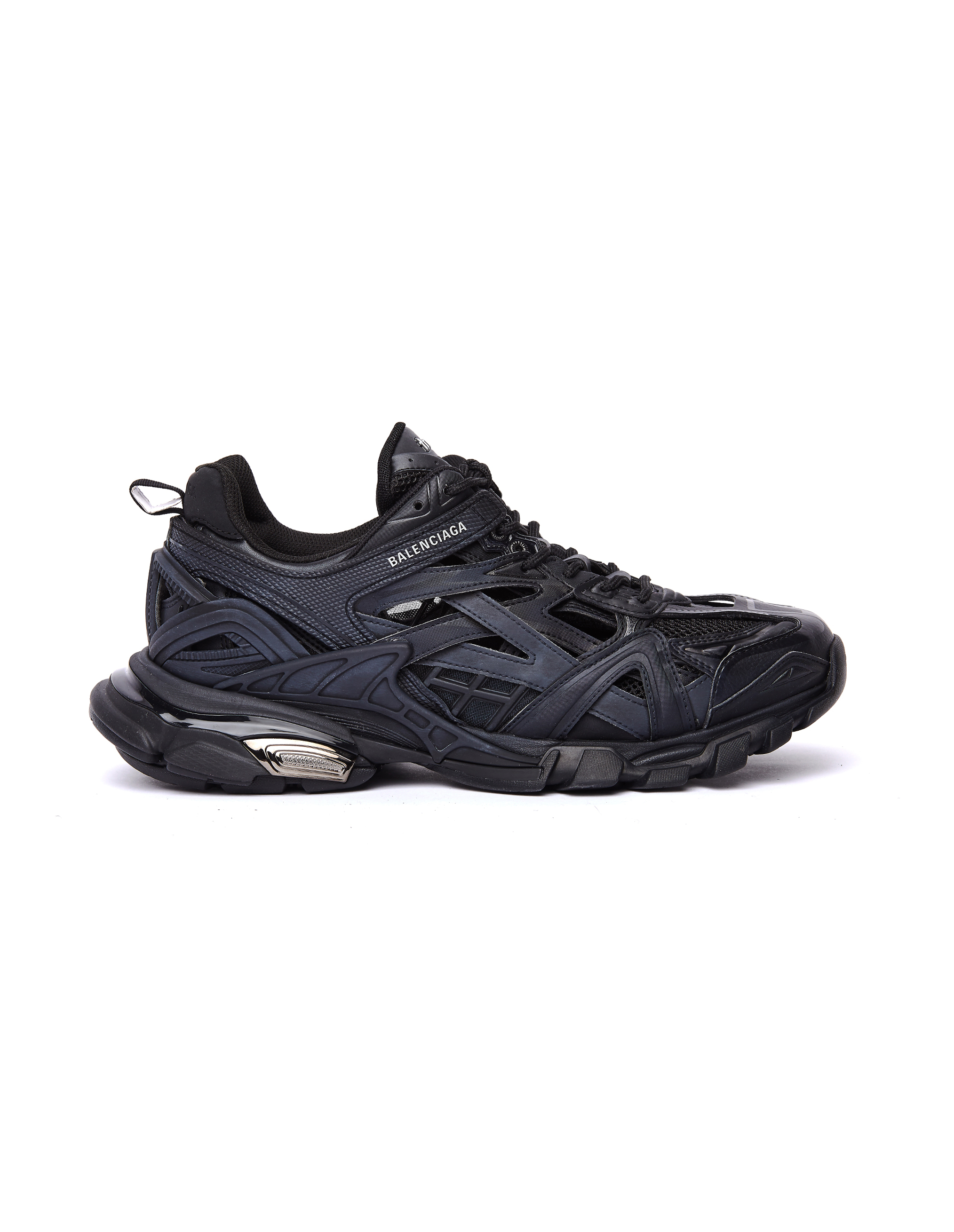 Balenciaga Black Track 2 Sneakers
