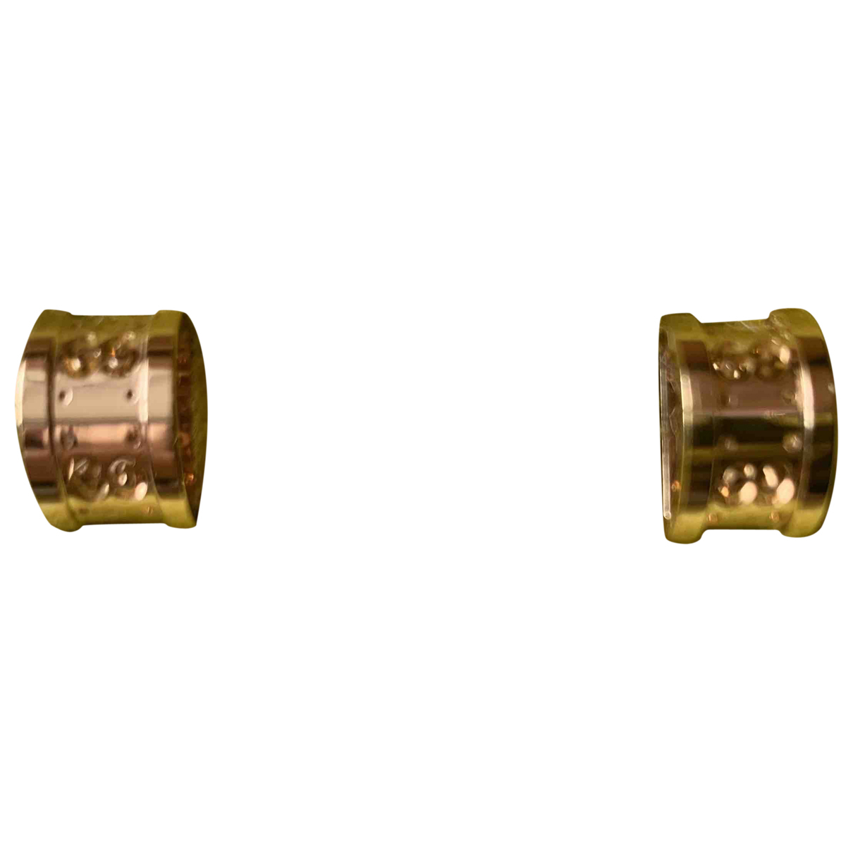 Gucci Icon OhrRing in  Gold Rosegold