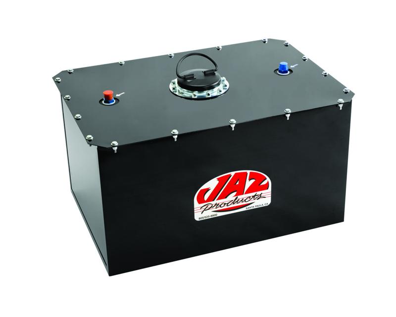 JAZ 274-222-NF1 22-Gallon Black Pro Sport Fuel Cell 90-Degree Fill Cap 31.5