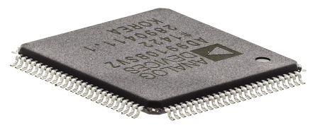 Analog Devices AD9910BSVZ, Direct Digital Synthesizer 14 bit-Bit 1000000ksps, 100-Pin TQFP