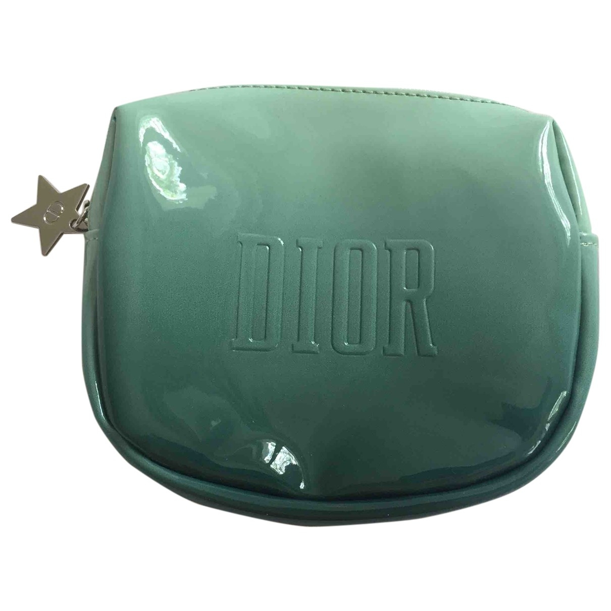 Dior - Sac de voyage   pour femme - vert