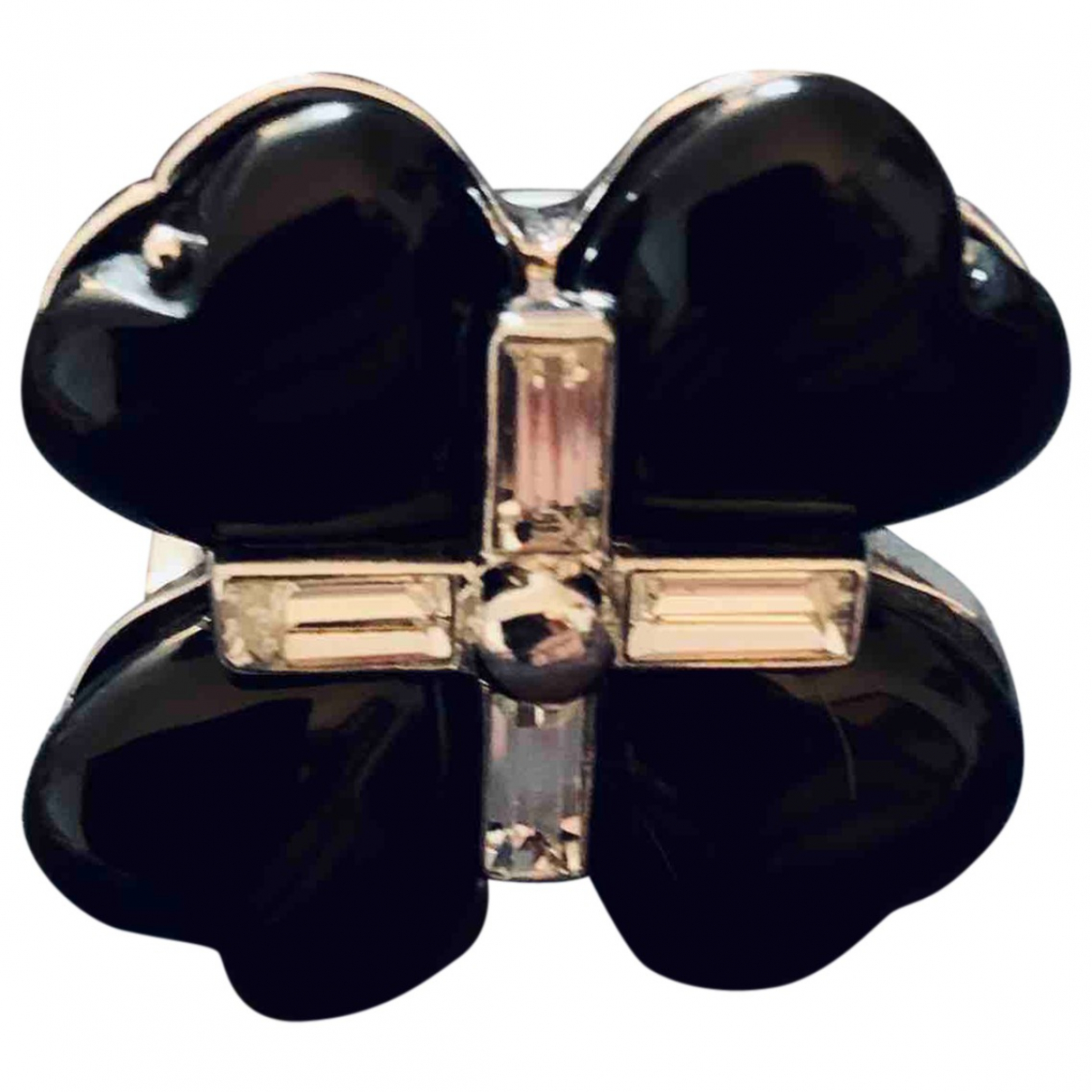 Dior \N Ring in  Silber Stahl