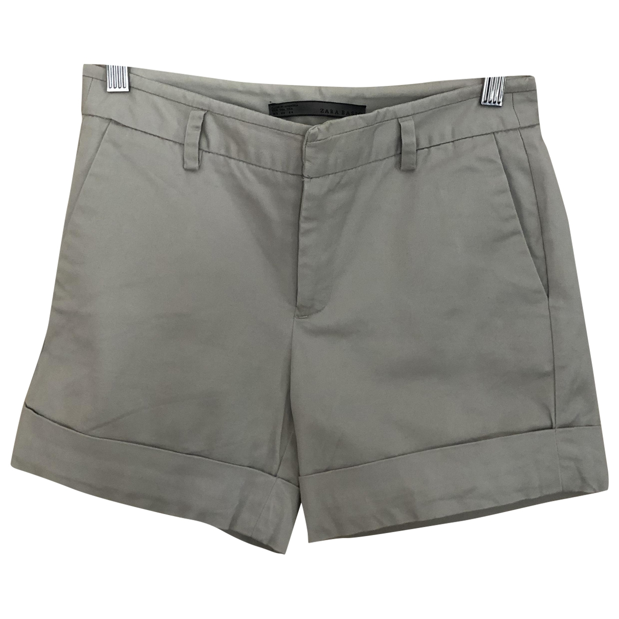 Zara \N Shorts in  Beige Baumwolle