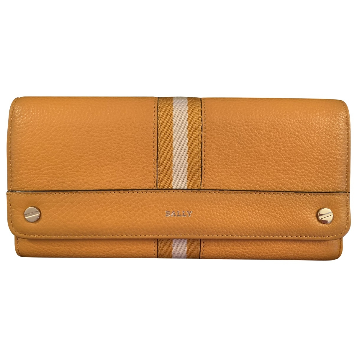 Bally \N Leather wallet for Women \N
