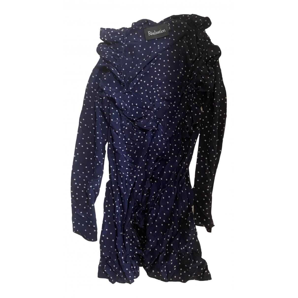 Mini vestido Alexandra de Seda Realisation