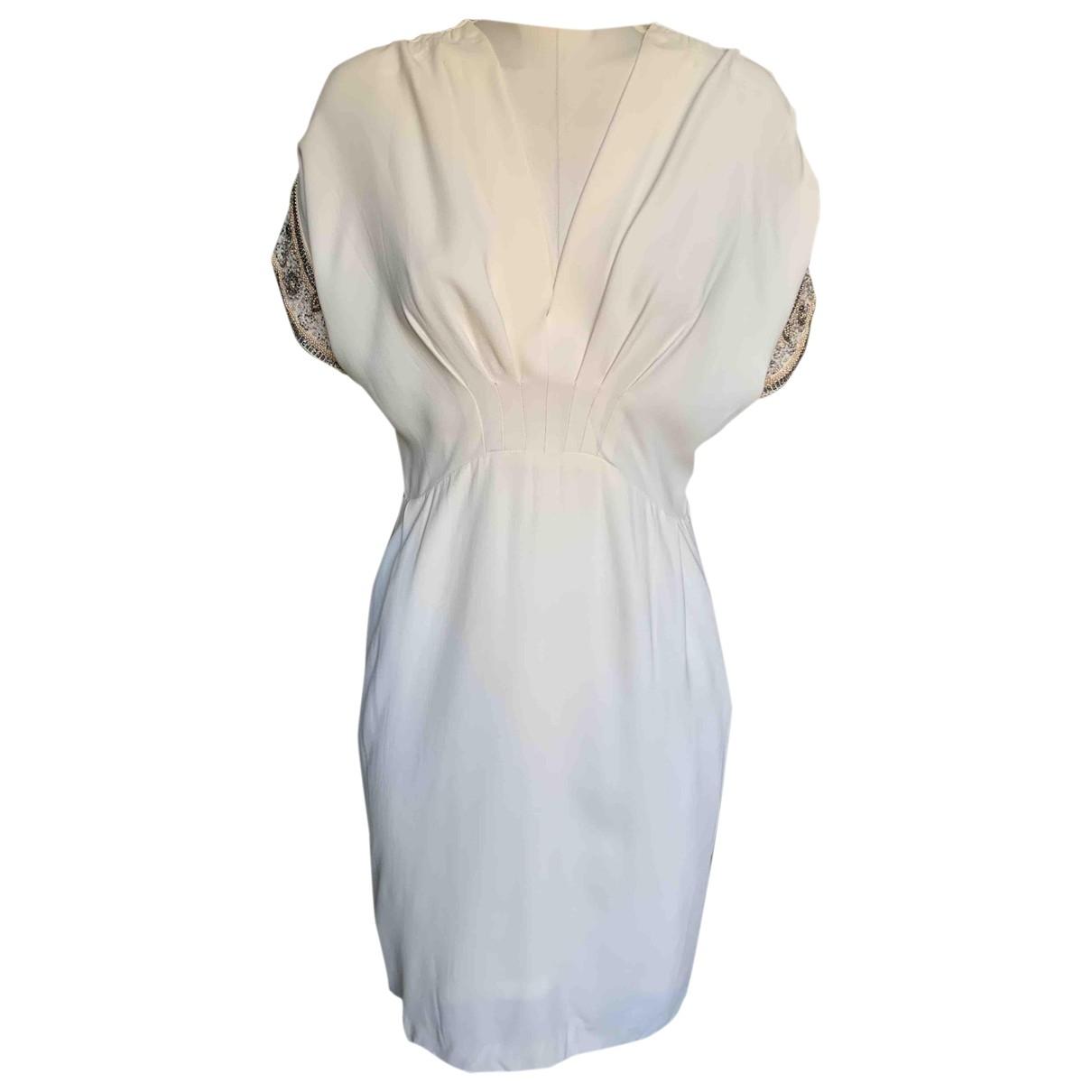 Paul & Joe \N Ecru dress for Women 38 FR